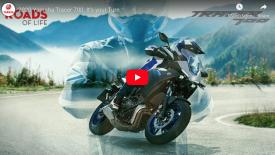Yamaha Tracer 700 – 2020