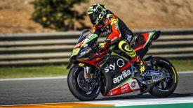 Doppingolás gyanúja miatt ideiglenesen felfüggesztették Andrea Iannone  MotoGP versenyzőt.