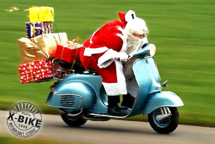 X-Bike karácsonyi kedvezmények