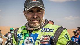 Elhunyt a Dakaron megsérült holland motorversenyző