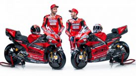 Ducati Desmosedici GP20 2020