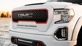 Harley-Davidson GMC Sierra Pickup