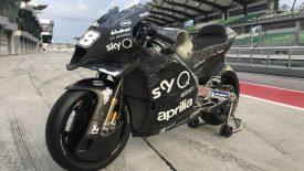 Aprilia csapat: új motor és elnapolt Iannone ügy