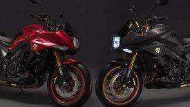 Suzuki Katana: két különleges színt mutattak be Tokióban