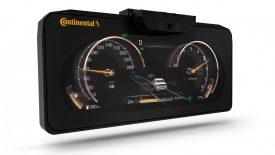 Continental GV80 3D műszerfal