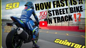 10 másodperccel lassabb a széria GSX-R az SBK motoroktól
