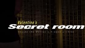 Dainese megmutatja Rossi titkos múzeumát