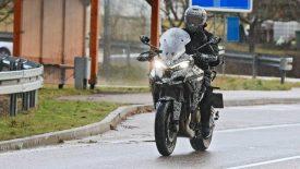 Ducati Multistrada V4 kémfotók