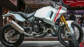 Ducati Scrambler DesertX és Scrambler Motard