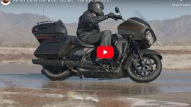 Harley Davidson – Reflex Defensive Rider System