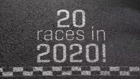 MotoGP 2020-as naptár - 19 versenyt terveznek az idén