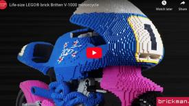 Britten V1000 Lego-ból