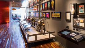 Virtuálisan és ingyen látogatható több motoros múzeum