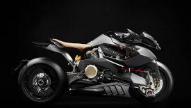 VYRUS ALYEN egy földönkívüli Ducati szívvel