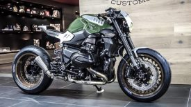 "BMW R1200R ""GOODWOOD 12"" - VTR Customs"