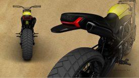 Ducati és a jövő Scramblere