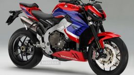 Kardesign Honda CB1000RR-R Streetfighter replika