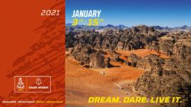 Dakar Rally 2021 – dátumok és részletek