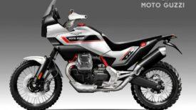 Moto Guzzi V90 TTR – Oberdan Bezzi