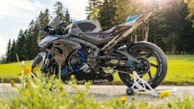 Raptik Suzuki GSX-R1000R – a szén megszállottainak