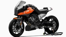 SKK AutoDesign – KTM 790 Cafe Racer koncepció