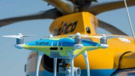 Spanyolországban éles üzemben használnak közlekedési drónokat szabálysértők azonosítására.