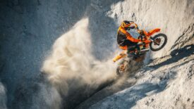 Új magasságokba lövi EXC modellcsaládját a KTM