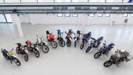 A BMW Motorrad a BMW GS 40. születésnapját ünnepli.