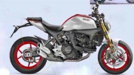 Ducati Monster 2021 - alumínium vázzal érkezhet az új generációs naked