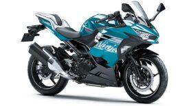 Kawasaki Ninja 400 2021 – 15 új színkombináció