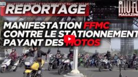 Párizsban a motorok számára is fizetőssé tennék a parkolást
