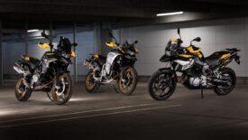 Új F750 GS, F850 GS és F 850 GS Adventure