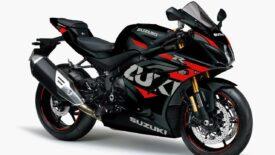 Új színben jelenik meg a Suzuki GSX-R1000