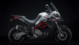 Új színt mutattak be a Ducati Multistrada 950S modellnél