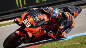 MotoGP Cseh Nagydíj: Binder és a KTM történelmet írt