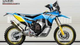 Yamaha Tenere 700 Rally Racer