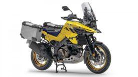 A Suzuki bemutatja az új V-Strom 1050 XT Pro-t