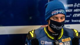 A 9. helyet szerezte meg Sebestyén Peti a Supersport-világbajnokságon!