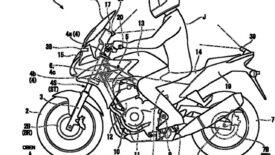 A Honda magától forduló motoron dolgozik