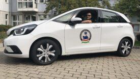 A Magyar Mentőmotor Alapítványnak segít a Honda hazai fióktelepe