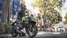 Kawasaki Ninja 650 2021 – csúszókuplung és új színek