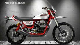 MotoGuzzi Stornello 850