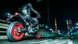 Yamaha MT-09 – teljesen átdolgozott modell érkezik jövőre