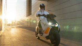 BMW Motorrad Definition CE 04. Az újragondolt kétkerekű városi mobilitás.