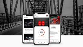 Ducati bemutatja a MyDucati alkalmazást