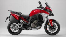 Ducati Multistrada V4 – radar technológiával