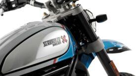 Ducati Scrambler Desert Sled: tisztelgés a 80-as évek előtt
