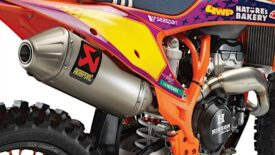 KTM 250 SX-F Troy Lee Design Edition