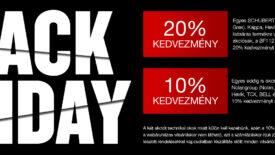 Óriási Black Friday akció az EuroMotornál!