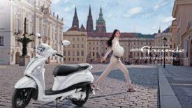 Új szabadalmak láttak napvilágot egy Yamaha hibrid robogó erőforrásáról